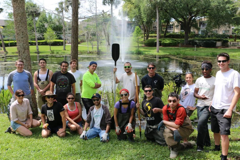 IDEAS & Agrarian Aquatic Planting Day Video